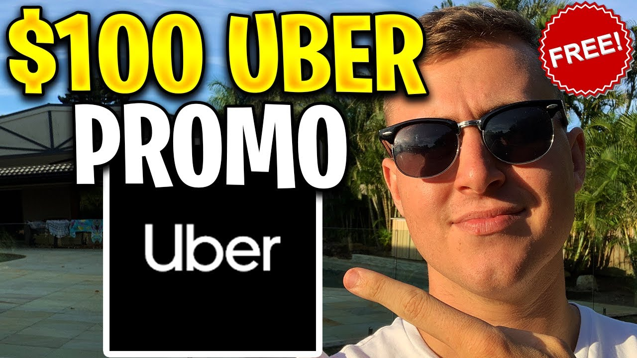 Download UBER Promo Codes for Existing Users SAVE $100 (MUST WATCH)