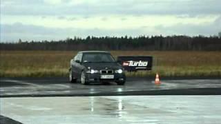 tvn turbo, wydaje ci sie ze umiesz jezdzic:)bmw e36 320