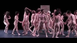 HD Tragédie   création Olivier Dubois   Festival d'Avignon 2012