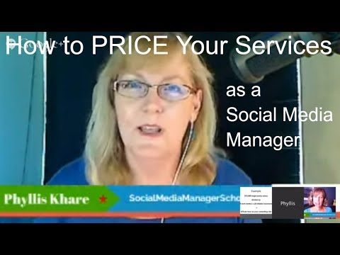 How To Price Your Social Media Services for Local Business Clients | Andrea Vahl and Phyllis Khare