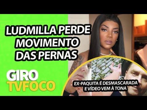 GIRO TV FOCO: Ana Maria volta a atacar Taís Araújo