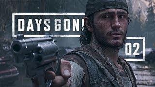 Days Gone (PL) #2 - Wieczyści (Gameplay PL / Zagrajmy w)