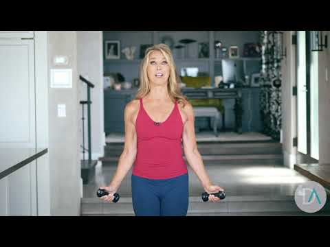 Sexy Arms Part 3: 6-Minute Sexy Arms | LifeFit 360 | Denise Austin