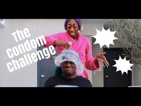THE CONDOM CHALLENGE!- FT. TITI