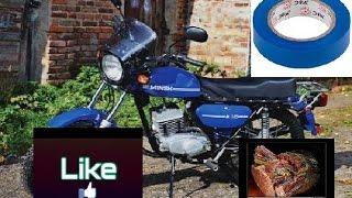 Подключение проводки на мотоцикл минск(https://vk.com/minsk_m125., 2015-08-08T07:10:01.000Z)