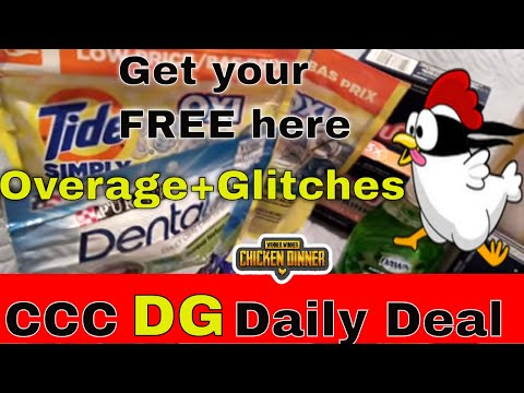 Dollar General Free Daily Deal $27 Do This Deal Any Day