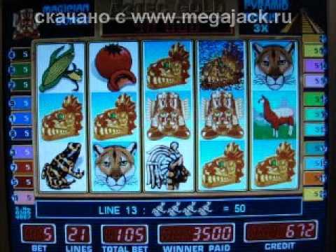 MegaJack (AZTEC GOLD)