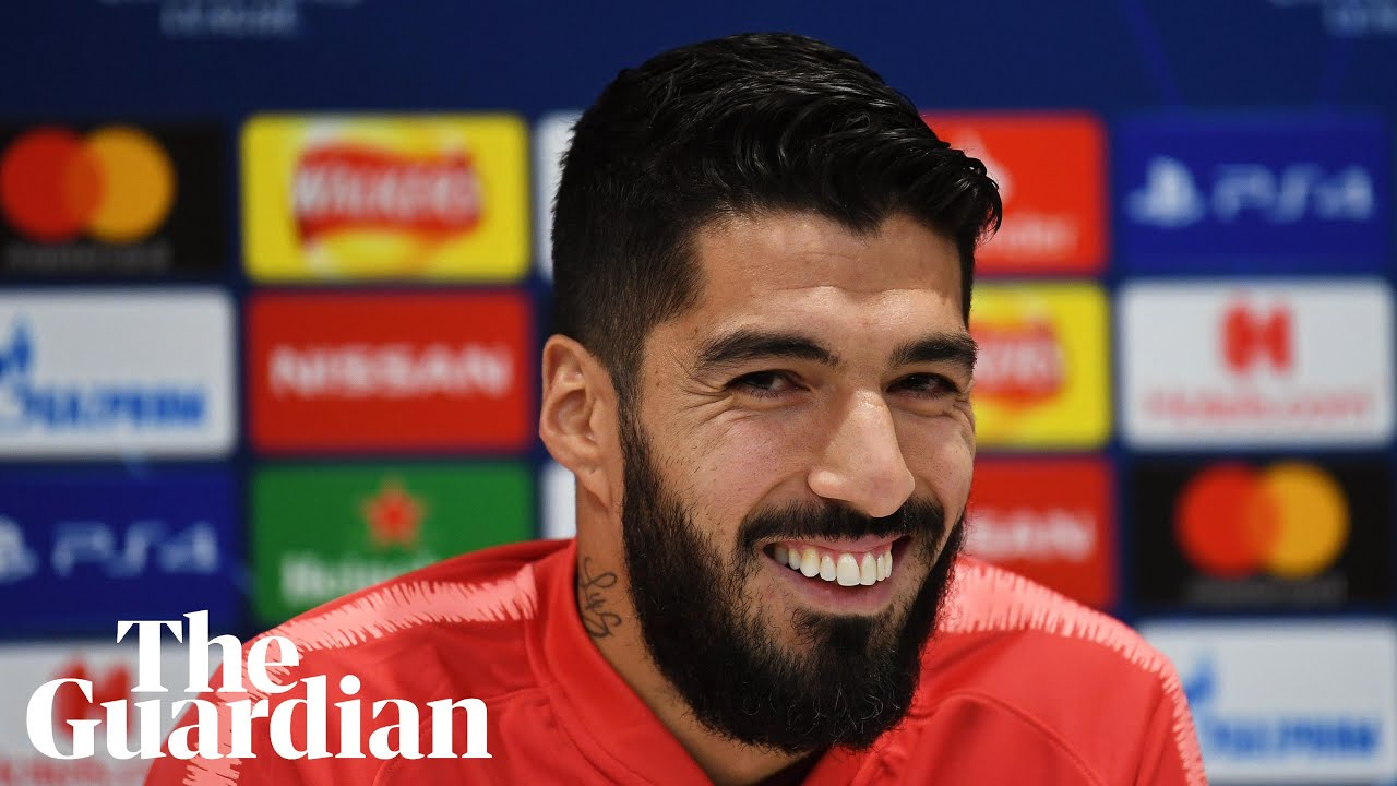 Barcelona's Suarez: I will not celebrate against Liverpool