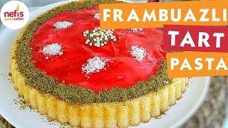 Frambuazlı Pamuk Tart Pasta - Pasta Tarifi - Nefis Yemek Tarifleri