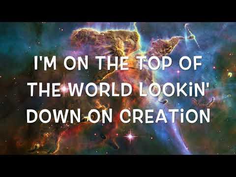 Top Of The World Carpenters - Lyrics
