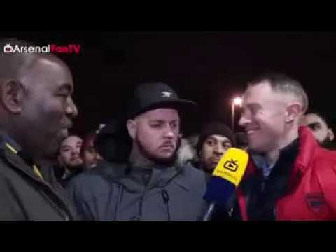 THE VERY BEST OF RANTS AND FUNNY MOMENTS FROM ARSENALFANTV