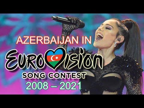 Azerbaijan in Eurovision Song Contest (2008-2021)