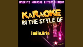 I Am Not My Hair (Karaoke Version)