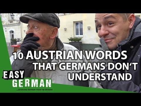 10 Austrian Words