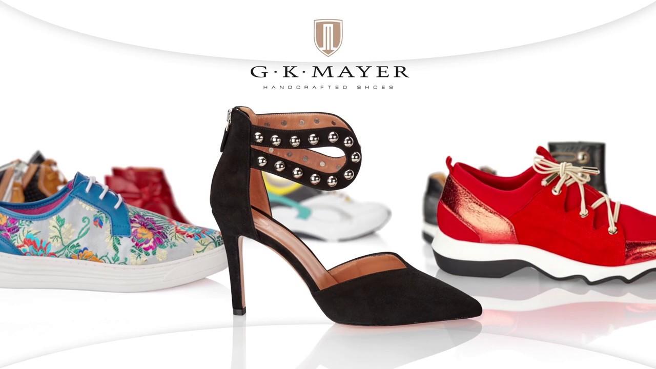 new concept 1e3ba 75d9d G. K. Mayer Shoes - Hochwertige Damen- und Herrenschuhe