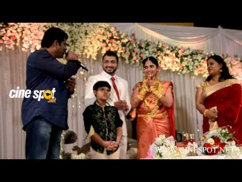 Wn Muktha And Rinku Tomy Rimi Tomy Brothers Marriage Video Part