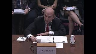 Elliott Abrams, U.S. Special Rep. for Venezuela, Testifies on the Hill