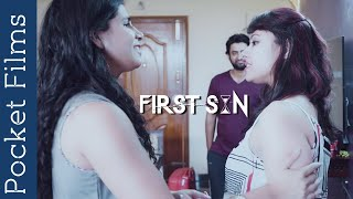 Hindi Short Film - First Sin   A story of a husband, wife & a mysterious sand clock