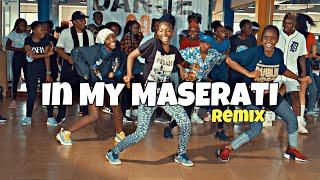 Olakira  - In My Maserati Remix (Dance Video) | Dance98