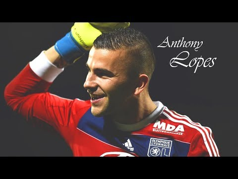 Anthony Lopes - Best Saves Show 2017/18 -  Crazy Skills On The Gate - HD