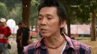 Artis-artis dukung Jokowi Jusuf Kalla - NET12
