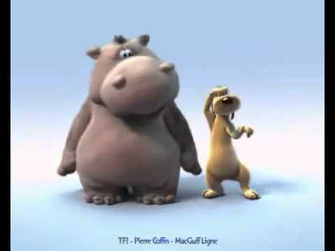 Funny animals singing and dancing