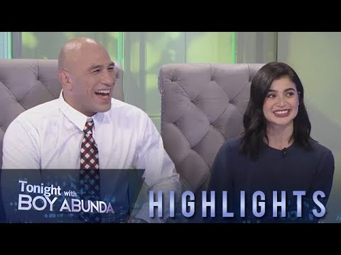 TWBA: Brandon Vera shares Anne Curtis' dedication at work
