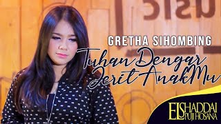 Gretha Sihombing  Tuhan Dengar Jerit Anak Mu (Official Music Video)