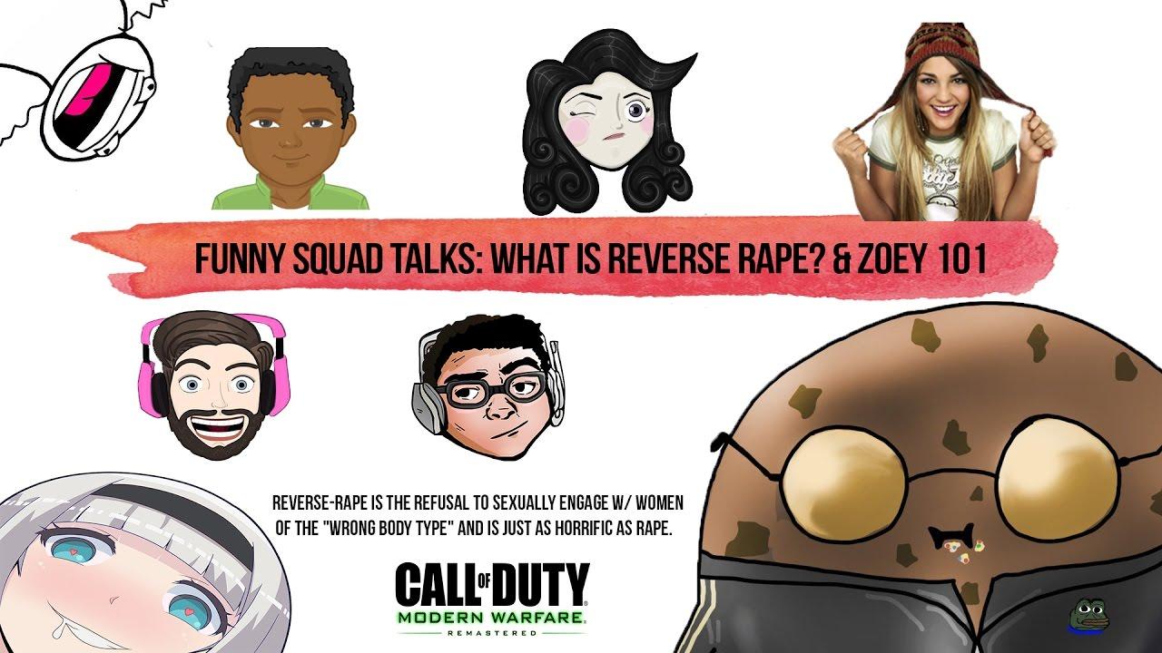 reverse rape What Is Reverse Rape & Zoey 101