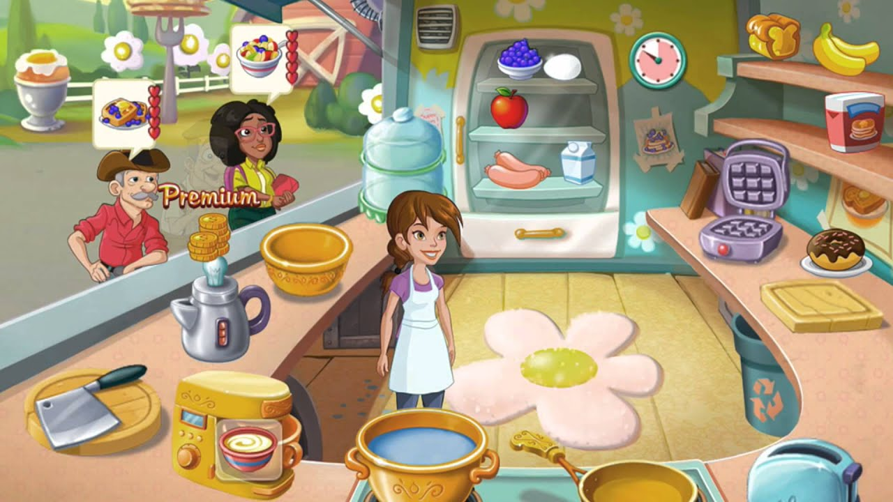 kitchen cooking games how to make a cabinet scramble official trailer youtube