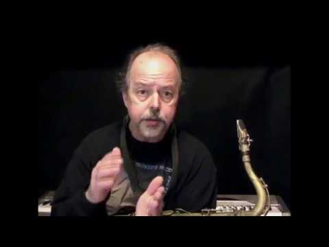 Working the Flat 9 - Quick Licks 23 - Jazz Saxophone Lessons