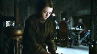 Arya Stark & Tywin Lannister Face-Off [HD]