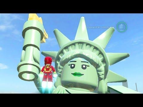 Download lego marvel super heroes easter egg da est tua da liberdade