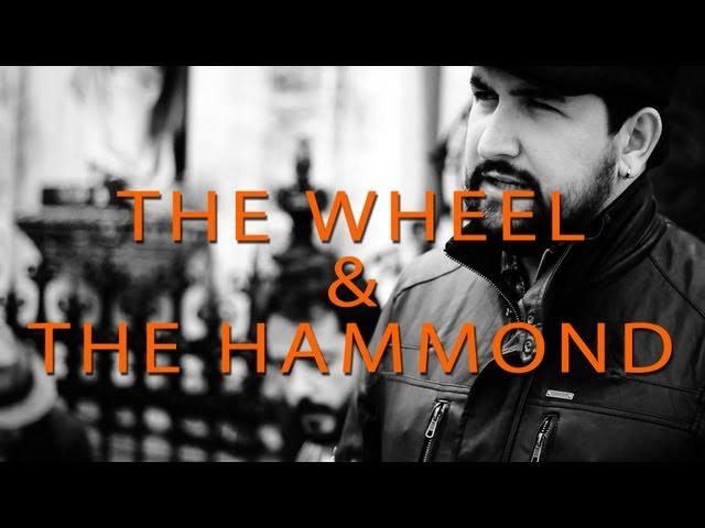The Wheel & The Hammond - Zombie Lover [SEVIJAMMING]