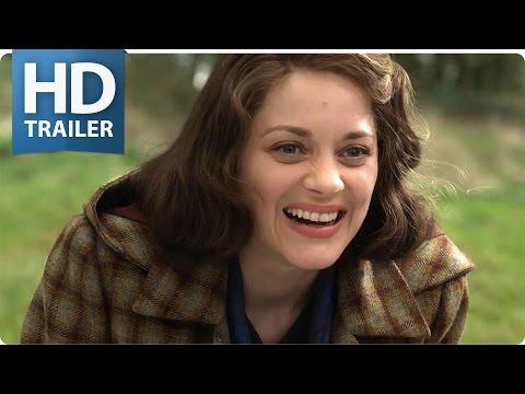 ALLIED Trailer 2 (2016) Brad Pitt, Marion Cottilard Movie