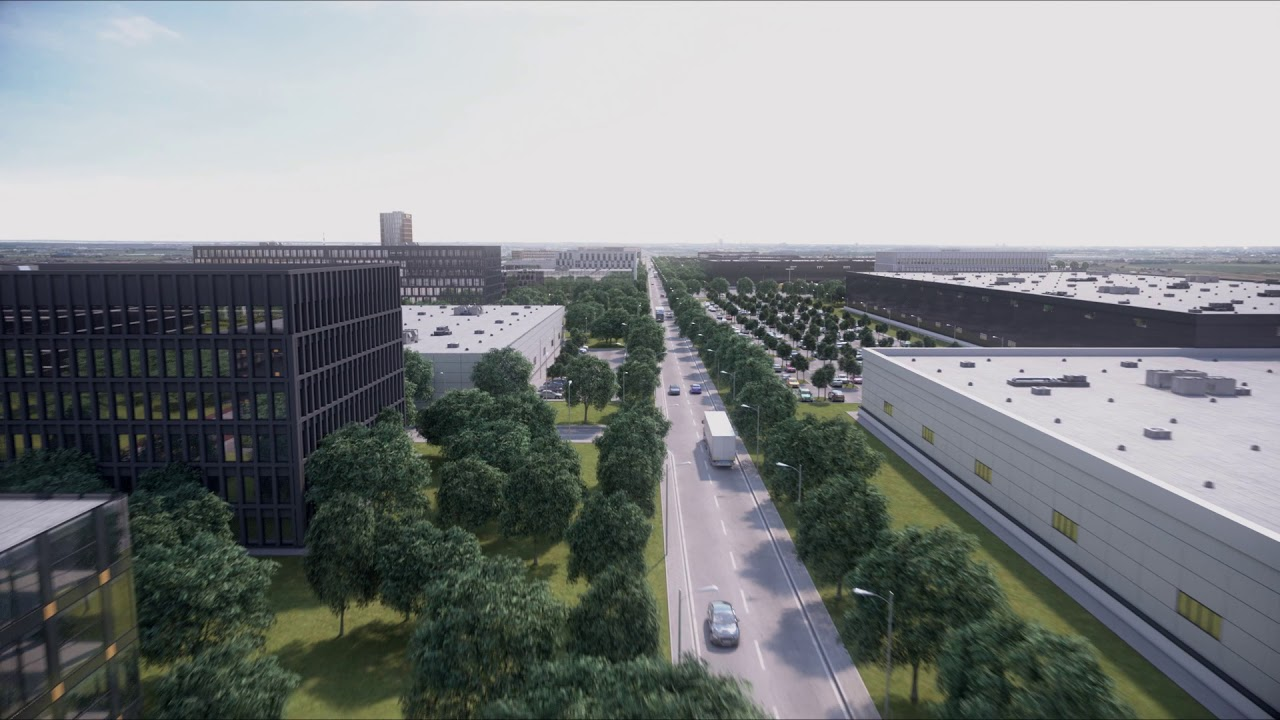 Download VMG Industrial And Business Park
