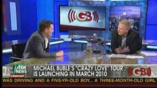 Michael Bublè with Glenn Beck Part 5