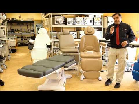 Presenting Our New  DTS Programmable Power Procedure Chair For Sale | Dr's Toy Store