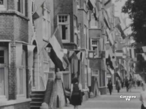 Amsterdam 1946, viering 1 jaar bevrijding van Nederland
