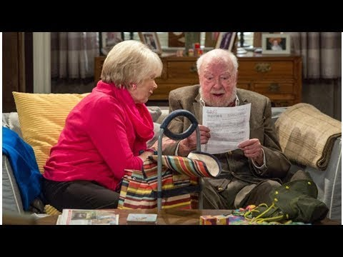 Emmerdale's Charlotte Bellamy reveals the cast sobbed as Freddie Jones retired from the soap aged 90