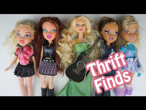 Thrift Finds - Bratz Dolls And Taylor Swift - Once Upon A Child