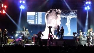 M Pokora - Danse sur ma musique @ Ronquières Festival 29-07-2012.MTS