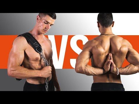 Calisthenics Vs Yoga STRENGTH & FLEXIBILITY CHALLENGE!