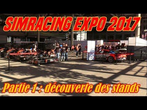 Simracing expo 2017 # Partie 1 : découverte des stands .