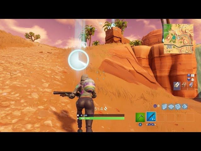 The Best Way To Complete Every 'Fortnite' Time Trial Location