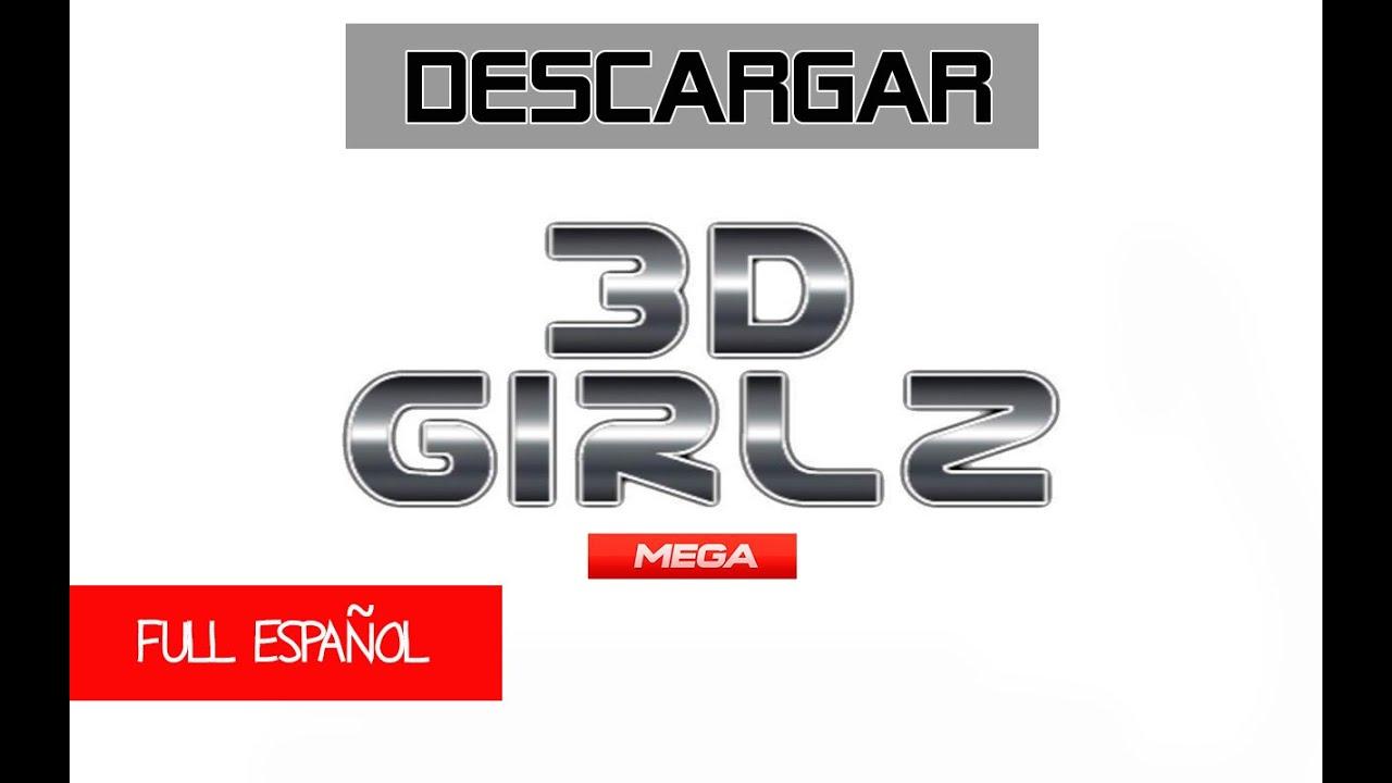 Descargar e Instalar 3D Girlz Full Ingles [MEGA] - YouTube