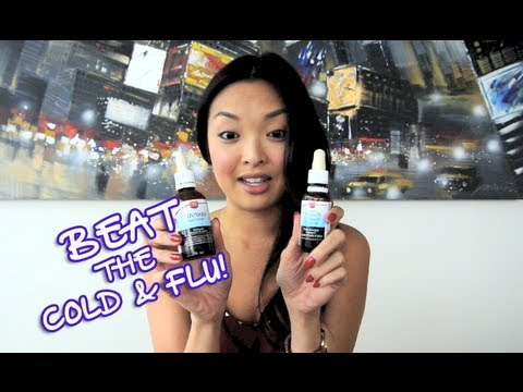HOW TO: Get Rid of Cold and Flu Symptoms FAST!