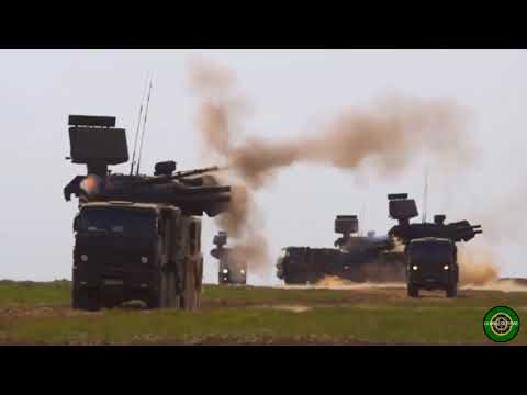 Pantsir S- SA-22 Greyhound, Self-propelled anti-aircraft gun and missile (SPAAGM) system