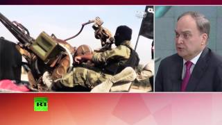 Замминистра обороны РФ: НАТО пытается применить к России схему разговора старшего с младшим