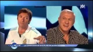 Video 100% Foot - M6 - La commission de discipline - Julien Cazarre - Luis Fernandez download MP3, 3GP, MP4, WEBM, AVI, FLV September 2017